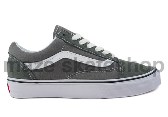 Vans Old Skool Charcoal White 27 09 2011 3e2981379a721