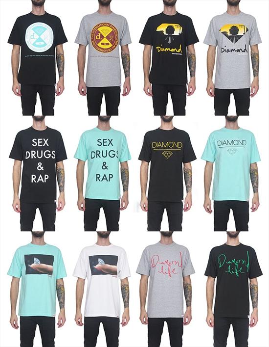 5e3b97bca5e06 Diamond - Camisetas 14 06 2013