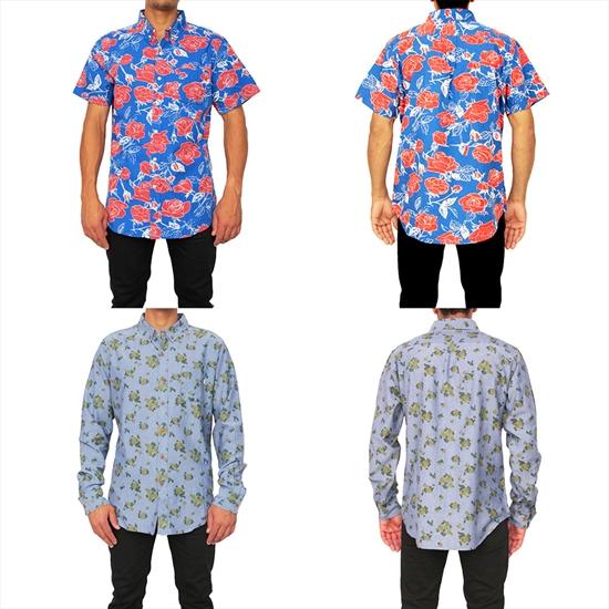 Entre as novidades da linha Summer  13 Obey estão ainda duas camisas  lindíssimas  a camisa manga curta