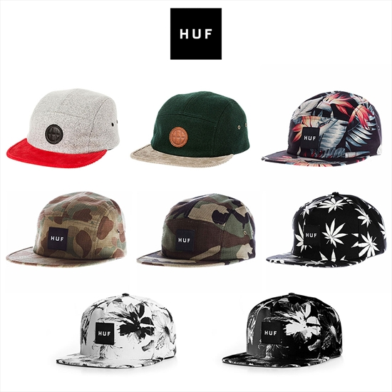 HUF - Bonés Snapback e Five Panel 10 09 2014 7466dd8c384