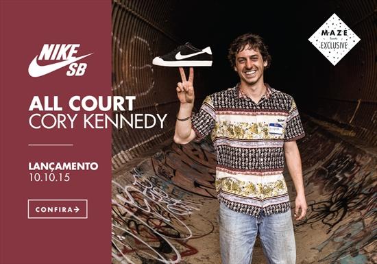 Lançamento Nike SB All Court