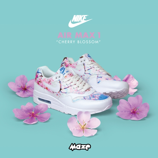 01d2ae520ee5c Mais um lançamento imperdível chega à Maze! O Tênis Feminino Nike Air Max 1  faz parte do pack