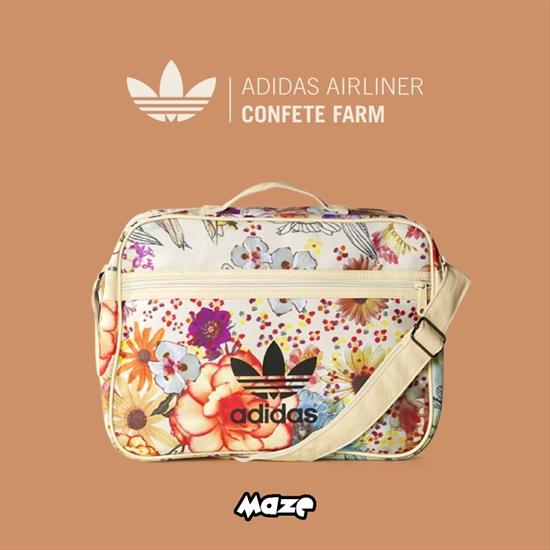 bc39a98b2 Adidas Bolsa Airliner Confete Farm 17/03/2016