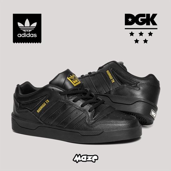 Adidas Locator DGK Black 22 03 2016 1e0d2064ade