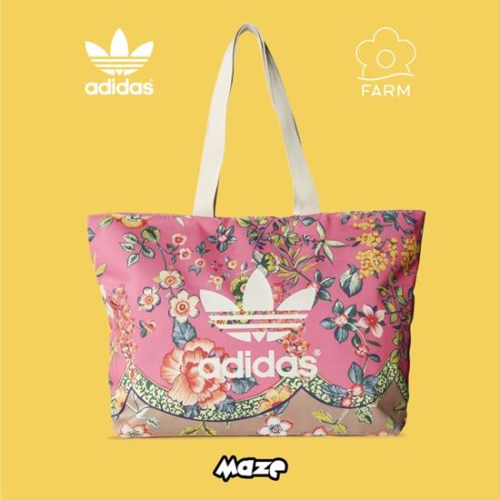3a1b2c88a Adidas x Farm Bolsa Shopper Jardineto 02/05/2016
