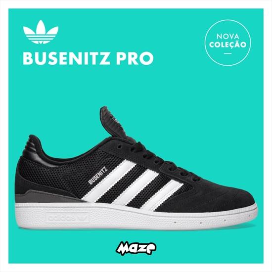 Adidas Busenitz Clima Black White F37347 04 05 2016 3112345bd93a8