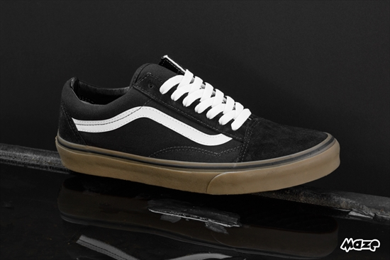 72a6e6fb45d7b Vans Old Skool Gum Sole Preto 25 08 2016