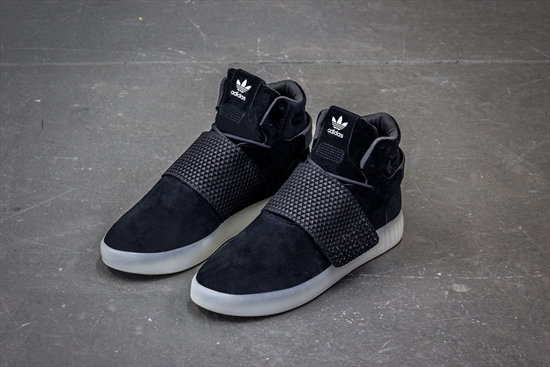 Tênis Adidas Originals Tubular Invader Black | Emporium Brazil