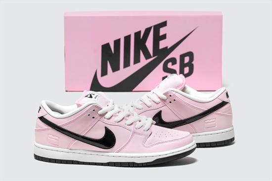 reputable site e9c70 dd9c1 Nike SB Dunk Low Pink Box - Lançamento 26 11 22 11 2016