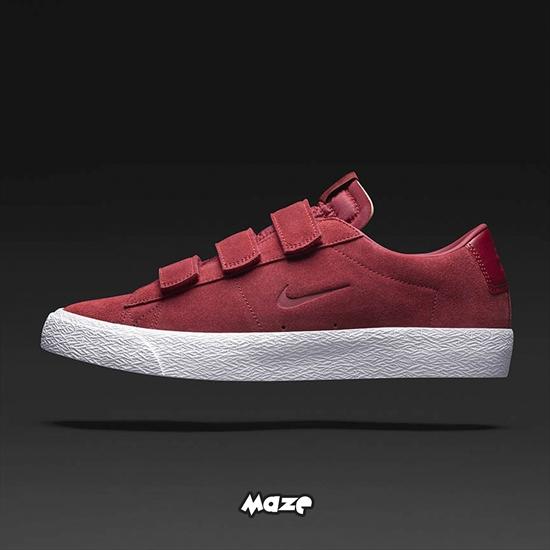 separation shoes 2c089 fc022 Lançamento Numbers x Nike SB Zoom Blazer Low AC QS 04 04 2017