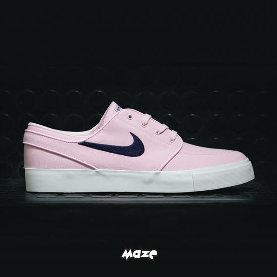 official photos f3109 bf8d1 Tênis Nike SB Zoom Stefan Janoski Canvas Rosa 13 04 2017