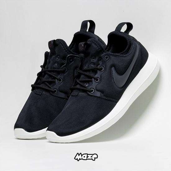 O Tênis Nike Roshe Two Preto está disponível em tamanhos femininos e  masculinos em nossas lojas físicas e Online nos tamanhos 34 ao 43. –– R   399 a699d2df82b