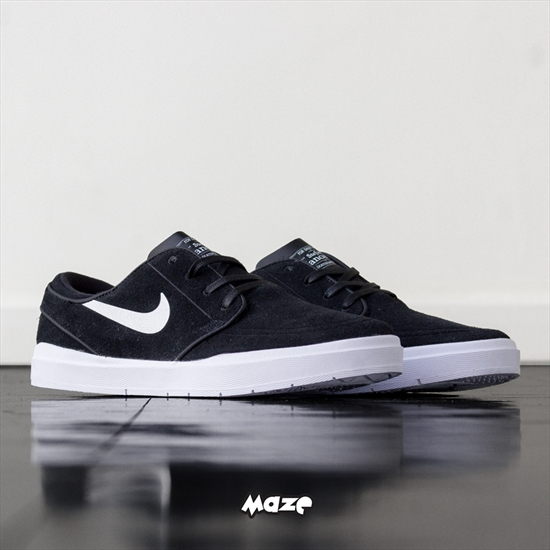 O novo Tênis Nike SB Stefan Janoski Hyperfeel possui solado flexível e  amortecimento sensível para aumentar o contato com o skate aeb40a78cd80d