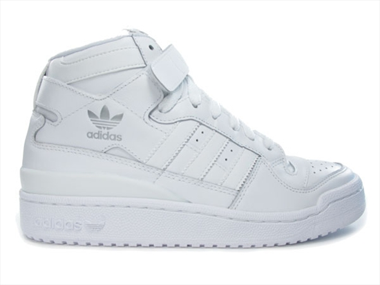 new concept aaa47 8423a Wantlist   Pinterest   Adidas Adidas Forum Mid  White White  22 12 2009 ...