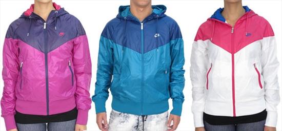 Novas cores das Windrunner s da Nike Sportswear! As jaquetas que sofreram  pouquíssimas alterações desde sua criação (década de 70) a5b101ebbf40e